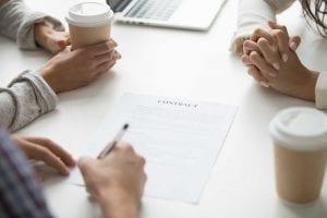הסכם צוואה הדדית
